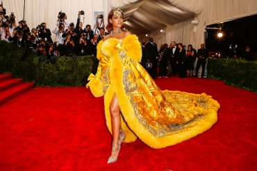 Rihanna in Guo Pei at The Met Ball: The First Monday in May movie