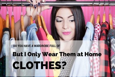 Why do you wear: I only wear it at home