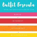 Outfit Formula
