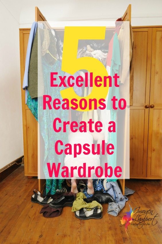 5 Excellent Reasons to Create a Capsule Wardrobe