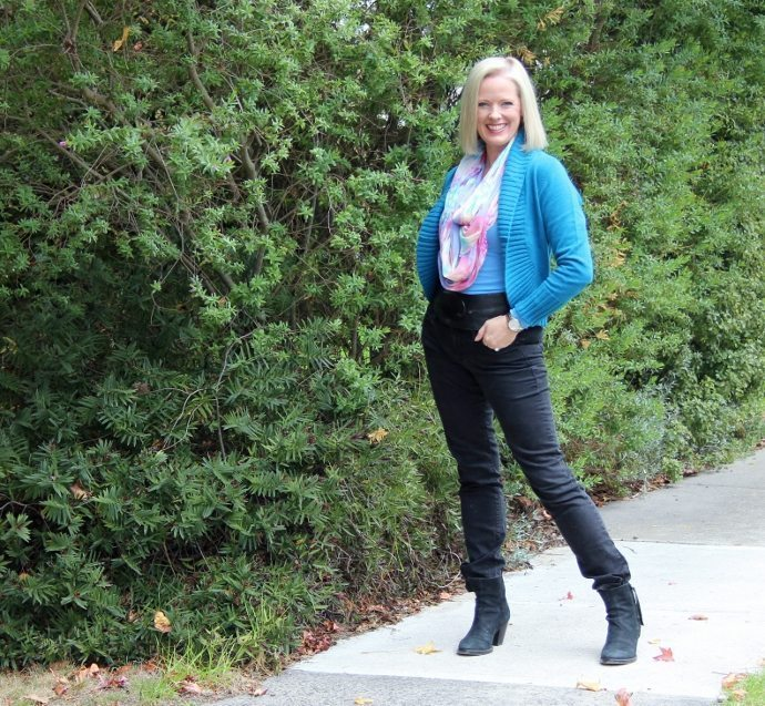 Choosing Jeans to flatter your figure - Inside Out Style blog