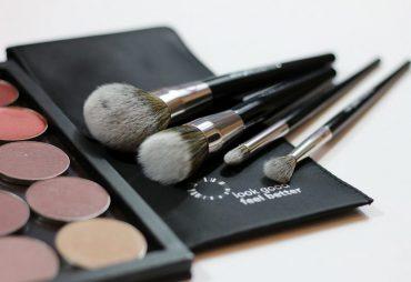 Look Good Feel Better Makeup brushes