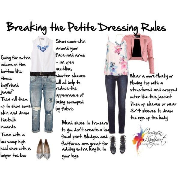 breaking the petite style rules