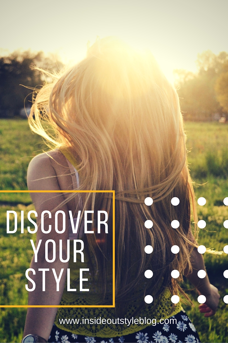 Tips on discovering and exploring your personal style