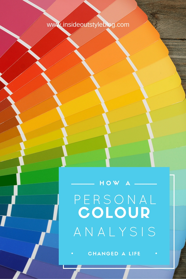 how a personal colour analysis changed my clients life