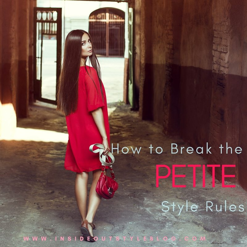 How to break petite style rules