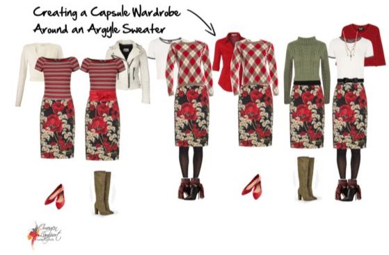 Creating Outfits with Your Patterned Garments in a Capsule Wardrobe