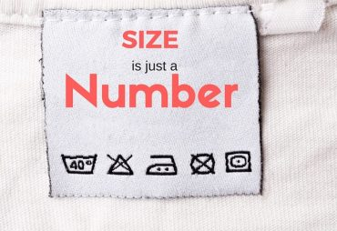 Why the size on your clothing label says nothing about your value as a human and your worth in the world or even how stylish you are.
