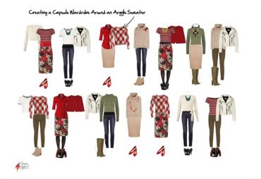 Secrets of Mixing Prints in a Capsule Wardrobe