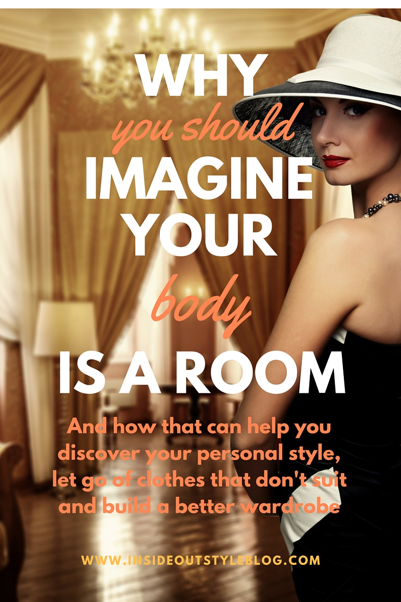 And how that can help you discover your personal style, let go of clothes that don't suit and build a better wardrobe