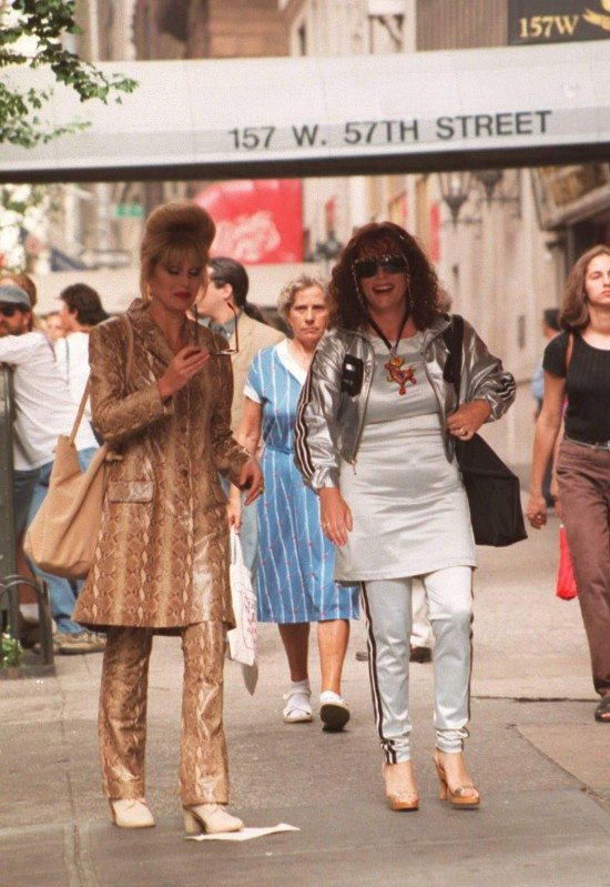 What Ab Fab Can Teach You About Style