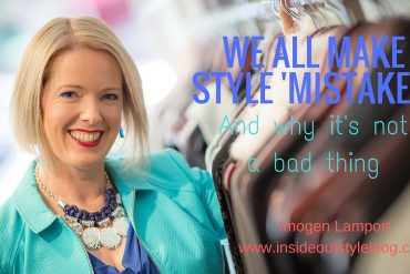 we all make style mistakes and it's completely OK!