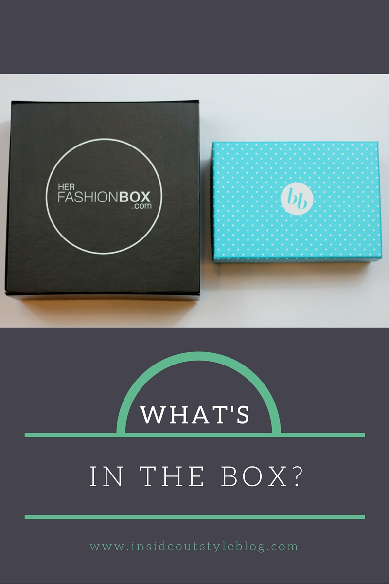 What do you get in Bella Beauty Box and Her Fashion Box?