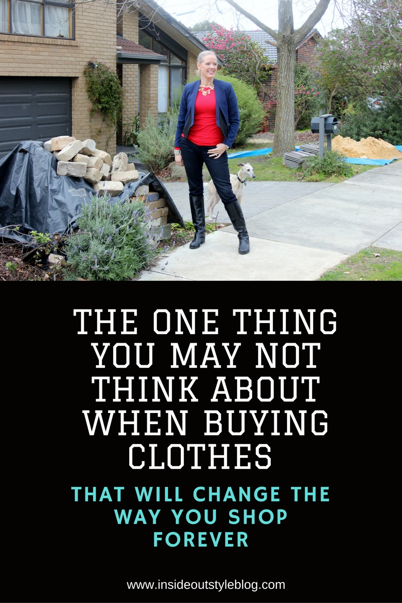 The One Thing You May Not Think About When Buying Clothes That Will Change the Way You Shop Forever