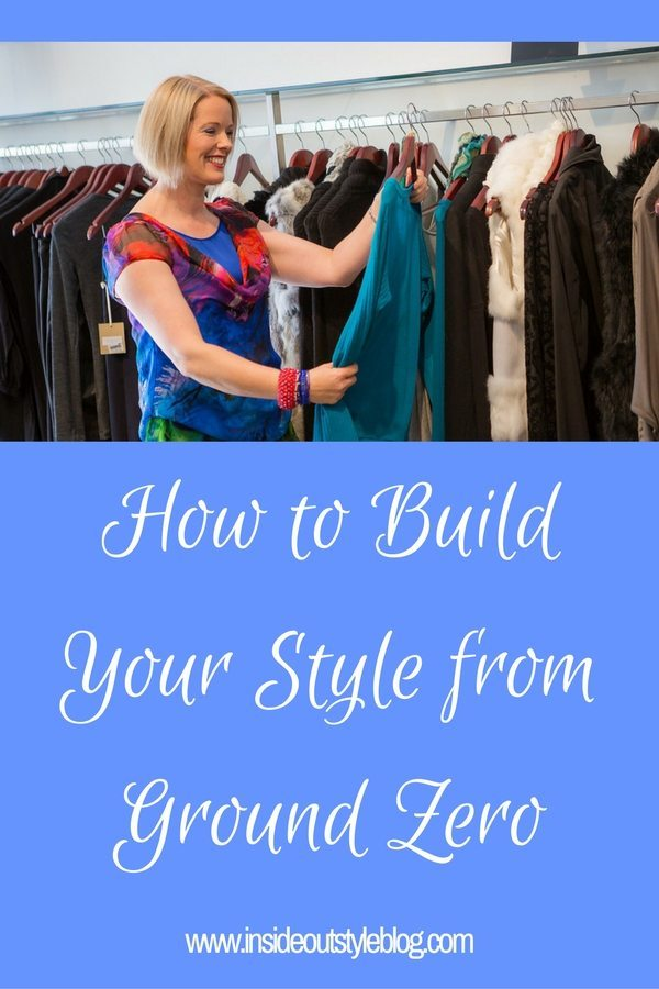 How to Build Your Style from Ground Zero
