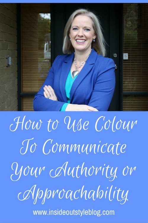 How to Use Colour To Communicate Your Authority or Approachability