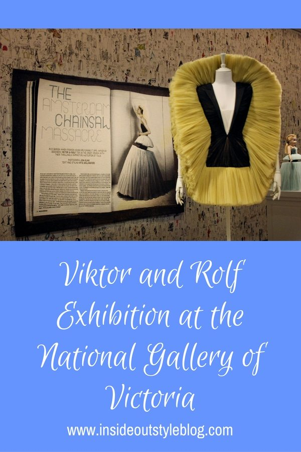 Viktor and Rolf Exhibition at the NGV