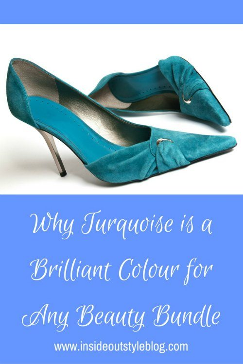 Why Turquoise is a Brilliant Colour for Any Beauty Bundle