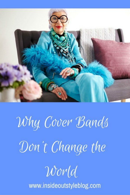 Why Cover Bands Don't Change the World