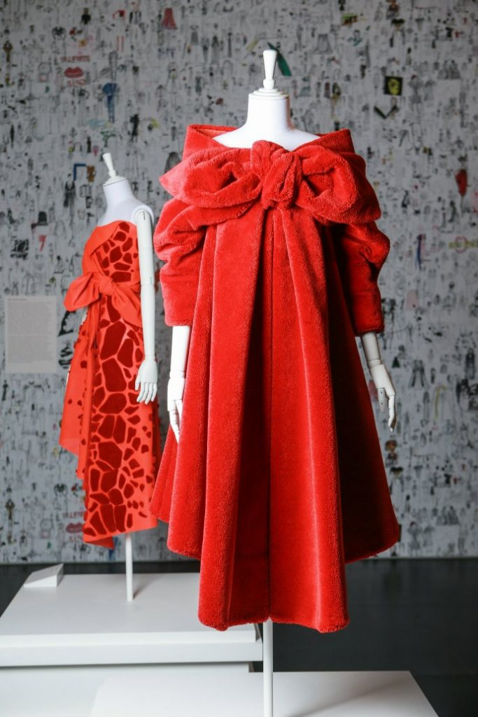 Red Carpet collection by Viktor and Rolf at NGV