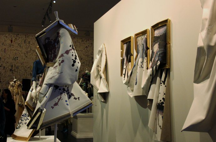 Wearable Art by Viktor and Rolf at NGV
