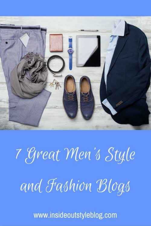 7 Great men's style and fashion blogs 2016
