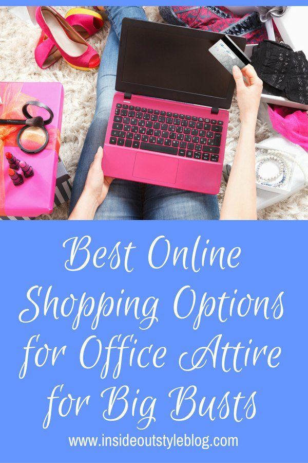 Best Online Shopping Options for Office Attire for Big Busts