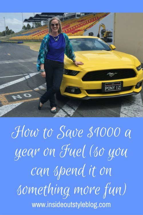 How to Save $1000 a year on Fuel (so you can spend it on something more fun)