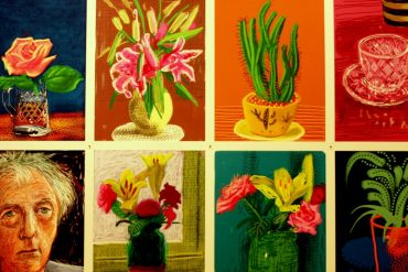 NGV David Hockney