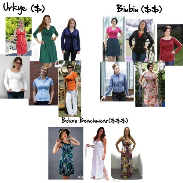 Where to buy clothes if you have a large bust - online retailer review - smart and casual