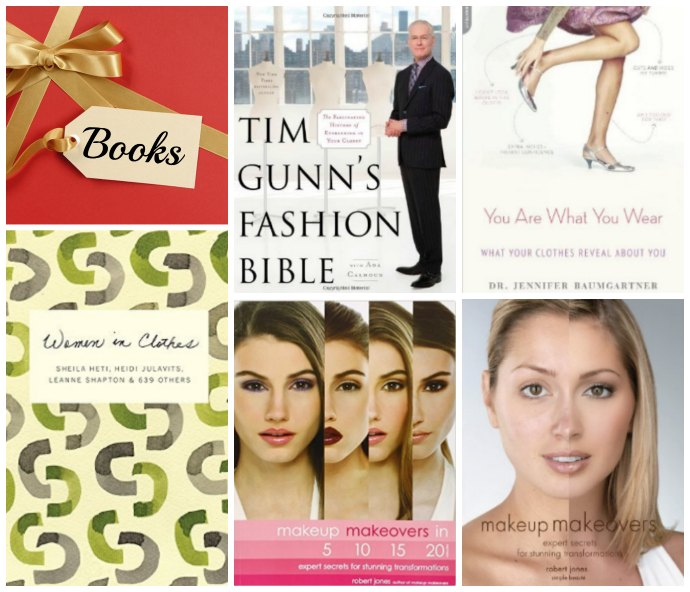 Style and makeup book gift ideas