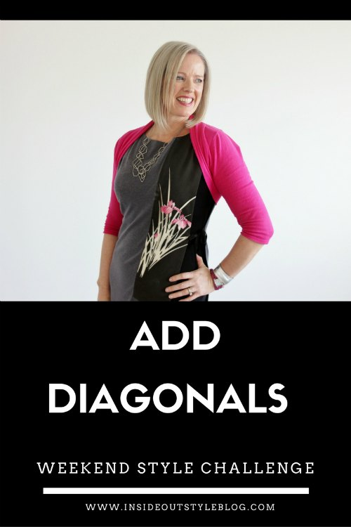 Diagonals - Weekend Style Challenge