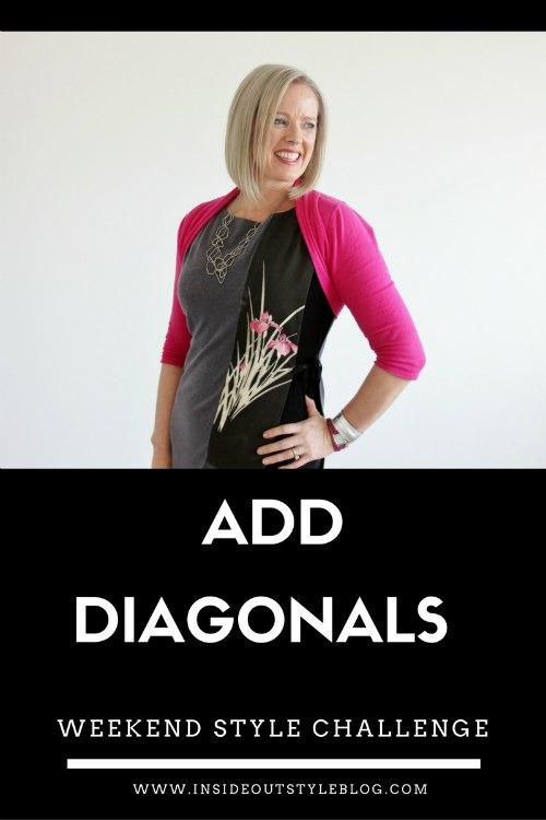 Diagonals - Weekend Style Challenge