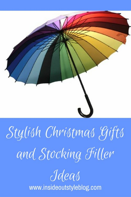 Stylish Christmas Gift and Stocking Filler ideas