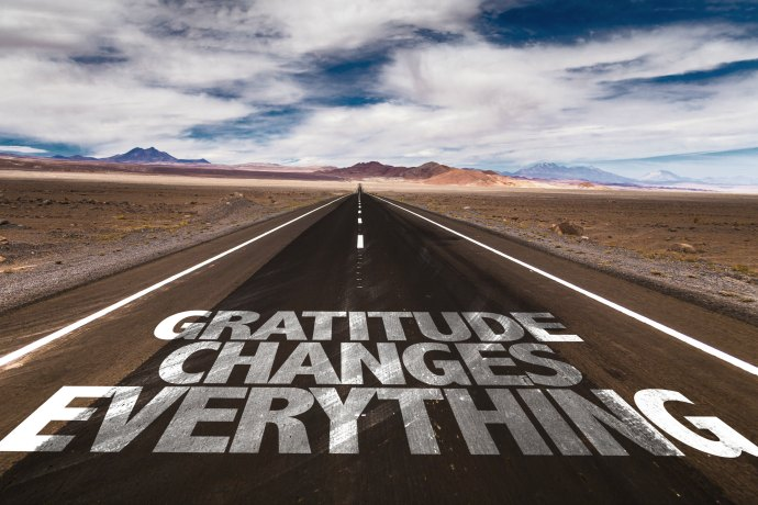 gratitude - 2017 new years resolution