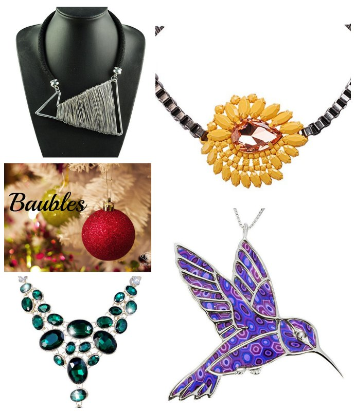 Bling up this Christmas with some fabulous new funky jewellery - gift ideas for all styles