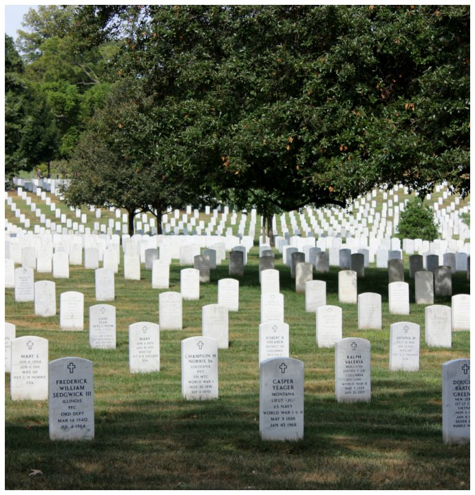 What to do in Washington DC - visit the Arlington Cemetery