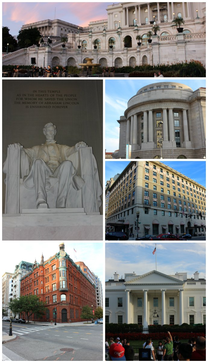 What to do in Washington DC _ see the iconic buildings