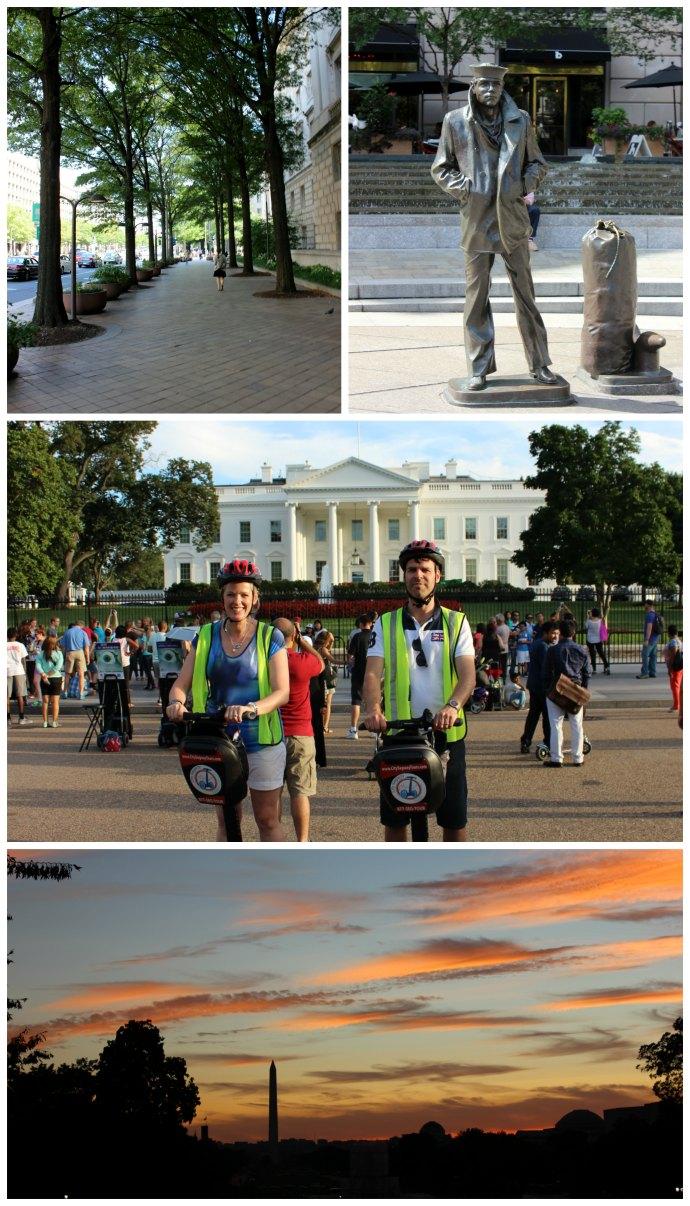 What to do in Washington: Segway tour