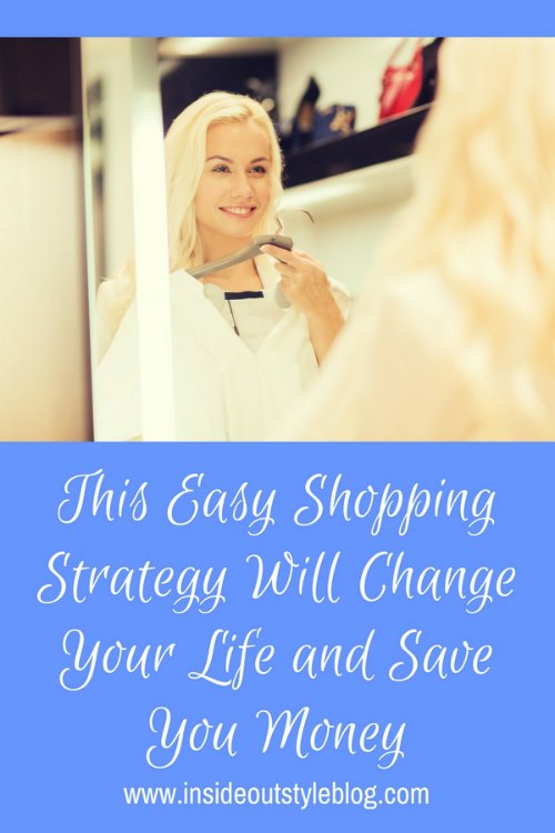 This Easy Shopping Strategy Will Change Your Life and Save You Money