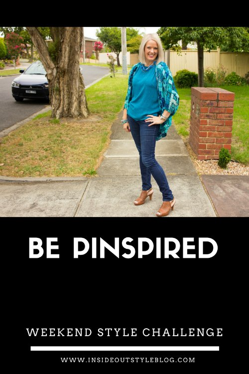 Be Pinspired - create an outfit from some Pinterest Inspiration