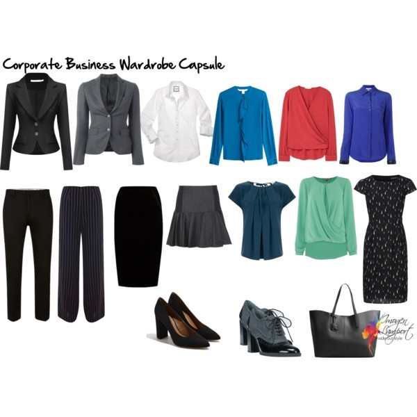 How to create a corporate wardrobe capsule on a budget