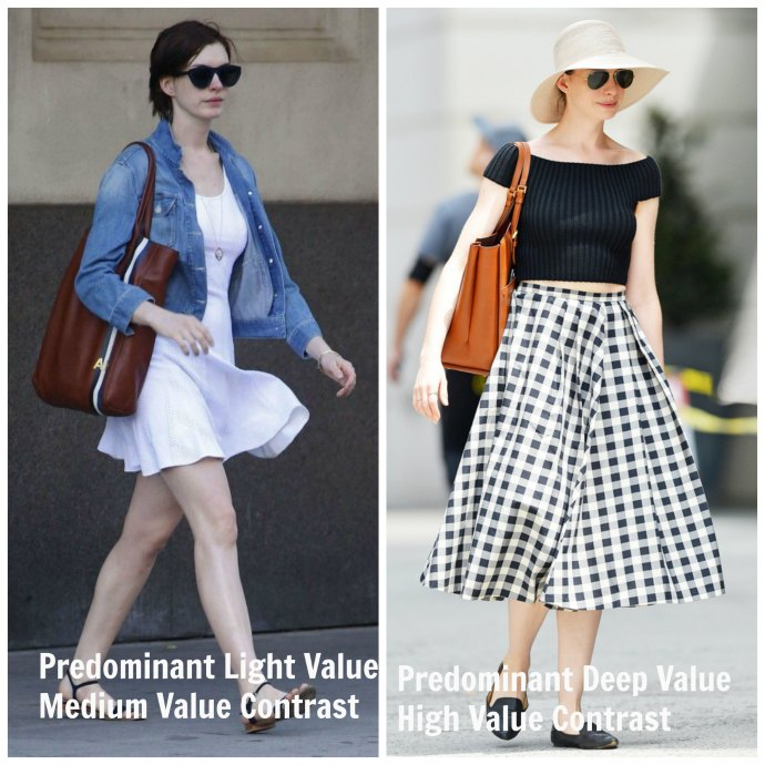 Getting Your Head Around Value and Contrast - the Celebrity Version - click here to find out more