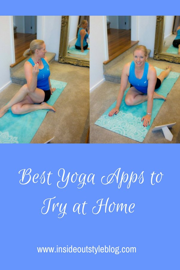 Best yoga apps to try at home - review