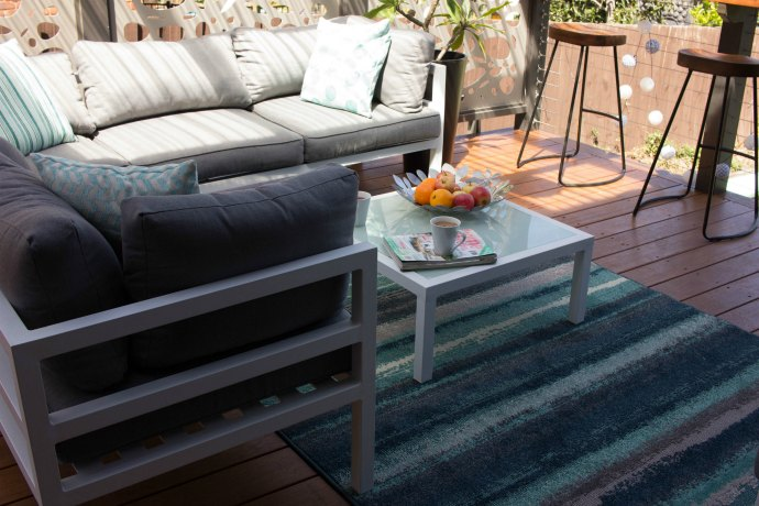 Create a fabulous outdoor living space