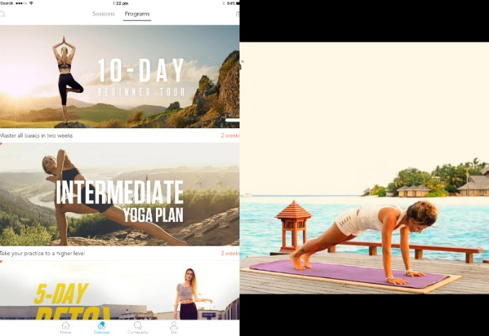 Daily Yoga app reviewed
