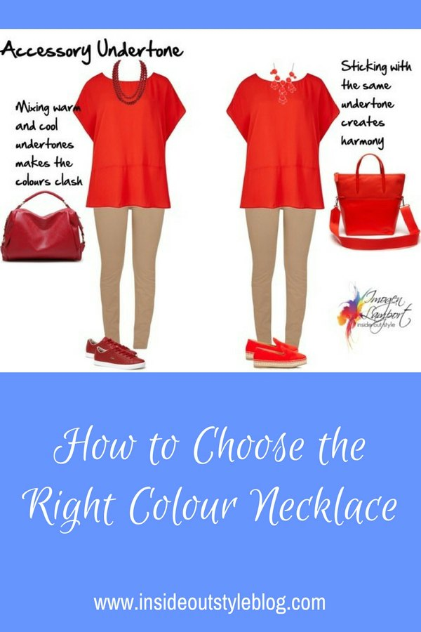 How to Choose the Right Colour Necklace