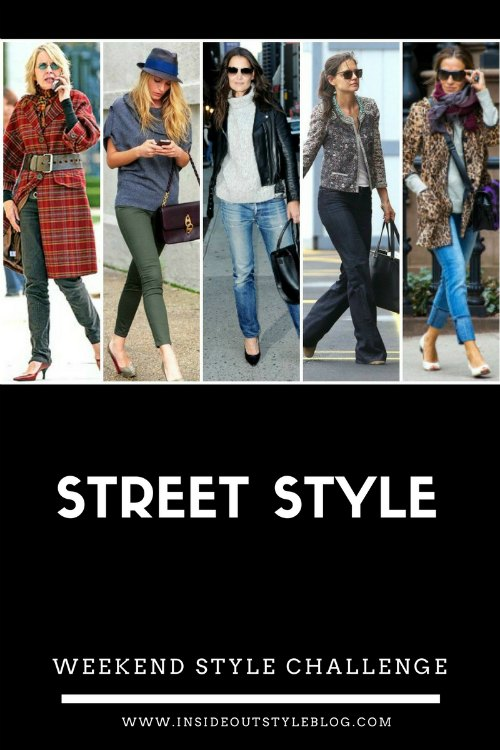Get inspired for your next outfit with some street style
