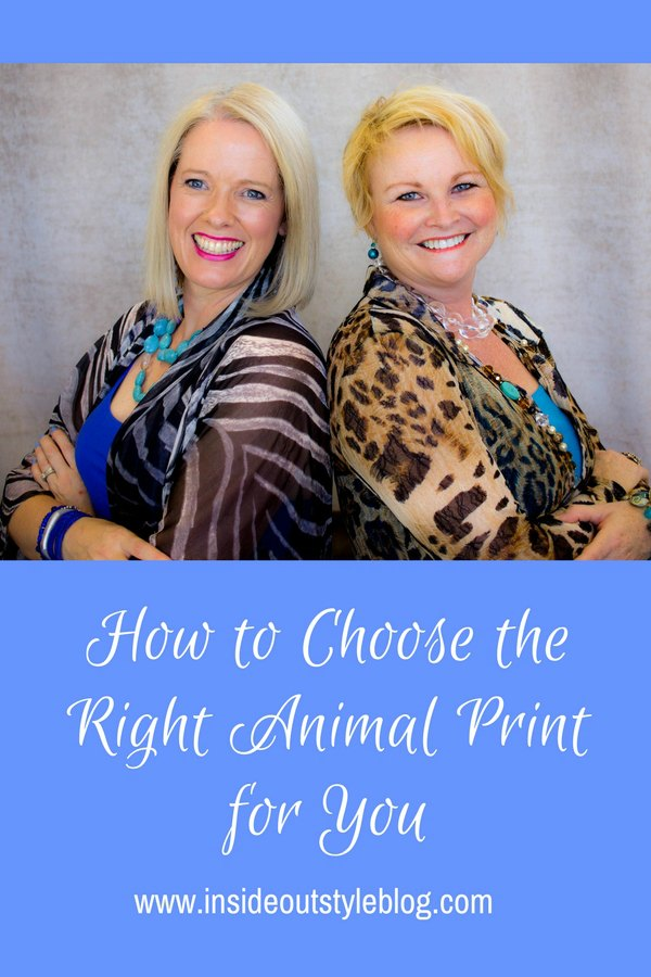 How to Choose the Right Animal Print for You - colour, contrast, print