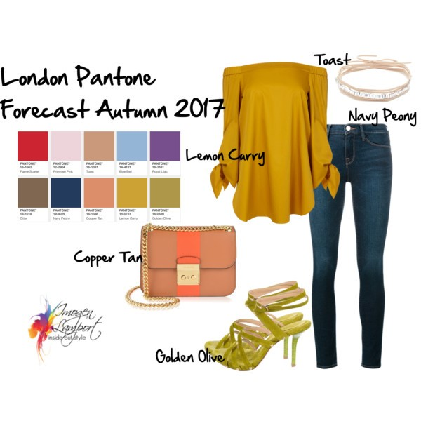 Pantone Yellow Curry - London colour forecast Autumn 2017